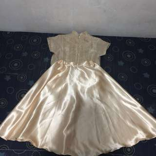 Filipiniana/ women's barong and skirt for sale