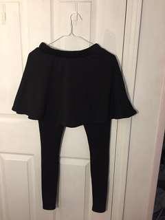 Winter pants and skirt