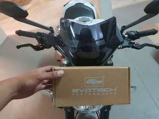 Evotech shorty levers
