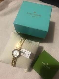 Small Kate Spade watch
