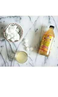 Toner Cuka Apel 60 ml