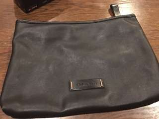 Calvin Klein Leather Pouch