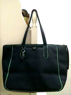 Fossil shopper navy