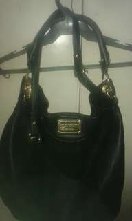 Marc Jacobs Preloved Black Bag