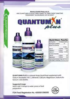 Quantumin Plus Global