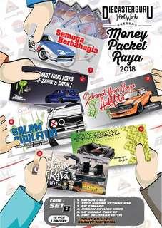 Hot wheels sampul raya limited edition