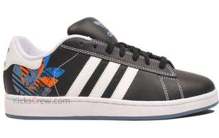 Adidas campus st black rare authentic shoes