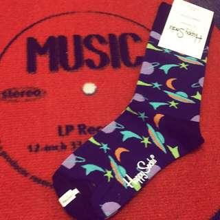 🚚 瑞典🇸🇪Happy Socks 快樂襪- 宇宙奇航