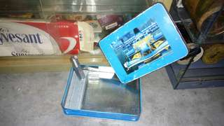 Mild seven f1 limited cigarettes box