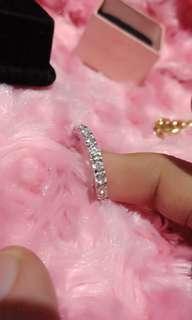 REPRICED!!!Diamond eternity ring