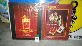 Poster dunhill