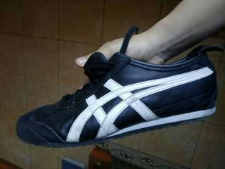 Onitsuka Tiger Mexico 66 Black White