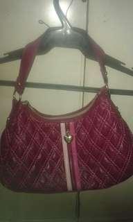 Victoria Secret Fuschia Pink Bag (preloved)