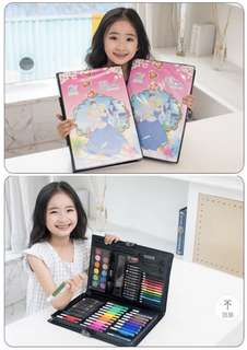 Colouring set 108pcs in 1 set