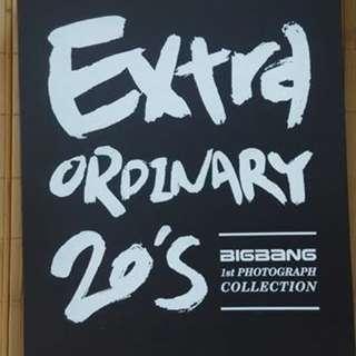 BIGBANG Extra ORDINARY 20's