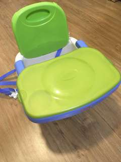 Fisher Price Deluxe Booster Seat