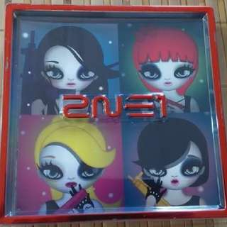 台壓 2NE1 - 2nd Mini Album