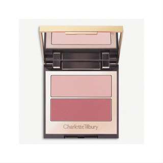 🌿Charlotte Tilbury Pretty Youth Glow Filter Blusher #Seduce Blush