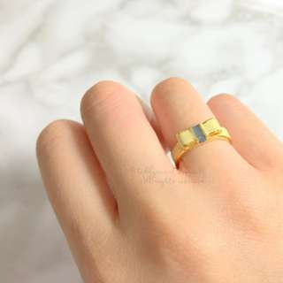 MADE IN KOREA Cute Ribbon Bow Ring