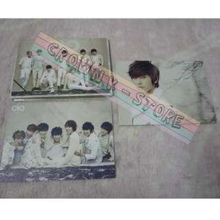 [LAST 1 VERY RARE][UNSEALED][CRAZY DEAL 70% OFF FROM ORIGINAL PRICE][READY STOCK]INFINITE JAPAN BE MINE ALBUM!OFFICIAL ORIGINAL FROM JAPAN (PRICE NOT INCLUDE POSTAGE)PLEASE READ DETAILS FOR MORE INFO; POSLAJU:PENINSULAR AREA :RM10/SABAH SARAWAK AREA: RM15