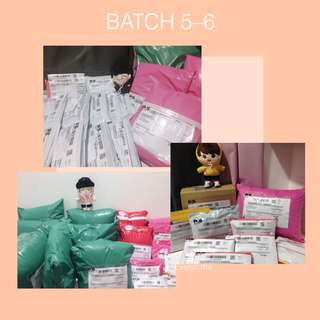BATCH 5 to 6 Arrivals Pic
