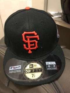 New Era SF Giants Cap