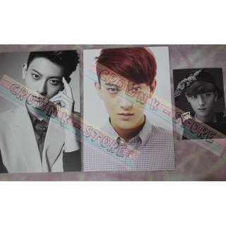 [CRAZY DEAL 80% OFF FROM ORIGINAL PRICE][READY STOCK]SMTOWN WEEK CONCERT CARD 3PC - EXO TAO OFFICIAL ORIGINAL FROM KOREA (PRICE NOT INCLUDE POSTAGE)PLEASE READ DETAILS FOR MORE INFO; POSLAJU:PENINSULAR AREA :RM10/SABAH SARAWAK AREA: RM15