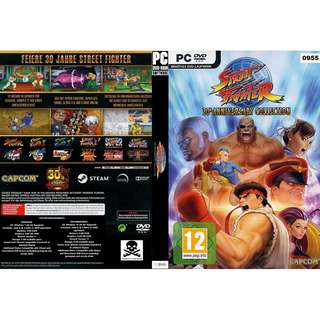 (PC) Street Fighter 30th Anniversary Collection