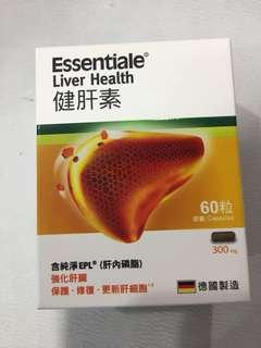 健肝素 60粒