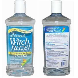 Witch Hazel, For Face & Body, 100% Natural