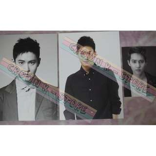 [CRAZY DEAL 80% OFF FROM ORIGINAL PRICE][READY STOCK]SMTOWN WEEK CONCERT CARD 3PC - EXO SUHO OFFICIAL ORIGINAL FROM KOREA (PRICE NOT INCLUDE POSTAGE)PLEASE READ DETAILS FOR MORE INFO; POSLAJU:PENINSULAR AREA :RM10/SABAH SARAWAK AREA: RM15