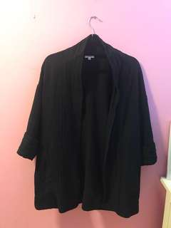 Aritzia Lenglen Jacket in Black Size Small