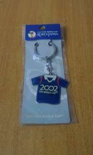 2002 FIFA WORLD CUP key chain
