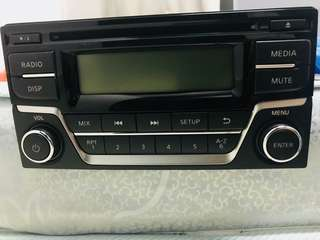 Nissan mp3 audio player brand new