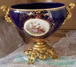 法國直接入口花瓶 原價$2980元