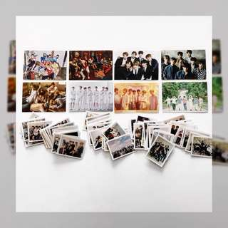 BTS 108pcs Polaroid/Lomo Cards