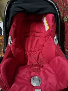 Baby Carrier & Car Seat