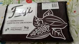 FUji semi sweet/dark chocolate bar