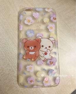 iPhone 6s 手機套 機殼 Rilakkuma 鬆弛熊