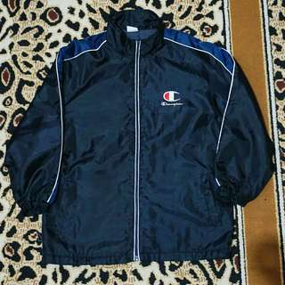 CHAMPION Tracktop Windbreaker Jacket size XS
