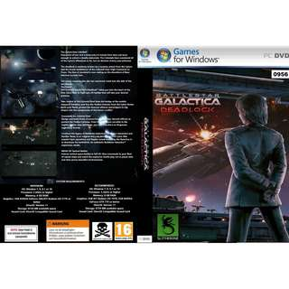 (PC) Battlestar Galactica - Deadlock