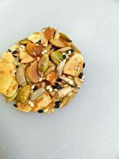 Crispy Crunchy Almond