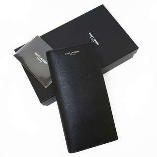 YSL SAINT LAURENT CONTINENTAL WALLET 長銀包