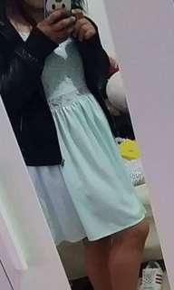 Mint Green Dress 👗
