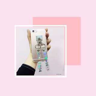 BTS Lanyard Phone Case