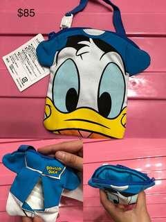東京迪士尼唐老鴨Donald duck紙巾袋散紙包