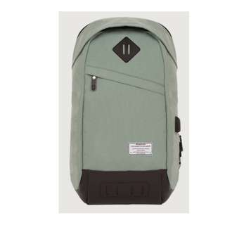 Tas Backpack Esgotado MOCHILO TERCERIO GREEN ECO Original