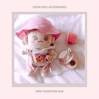 BTS EXO 20CM Doll Bag