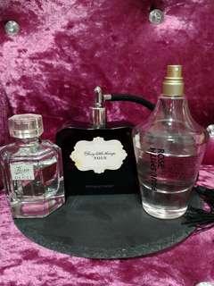 Assorted Perfumes bundled at $35