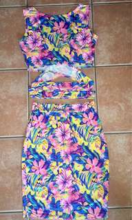 Matching Skirt & Tank